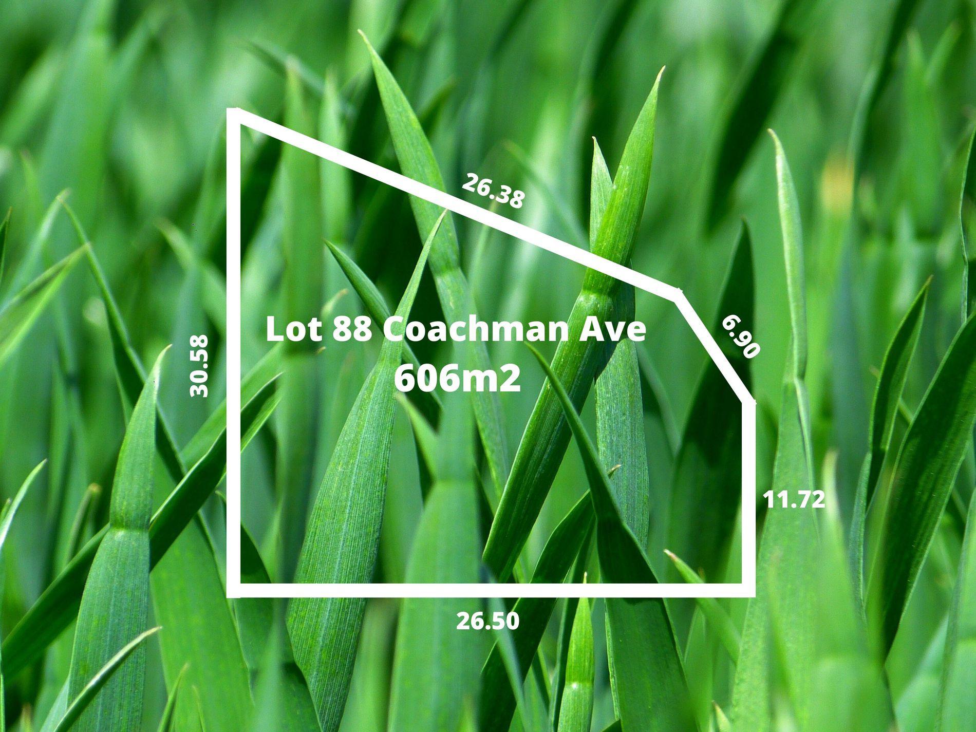 8 (lot 88) Coachman Avenue, Kilmore