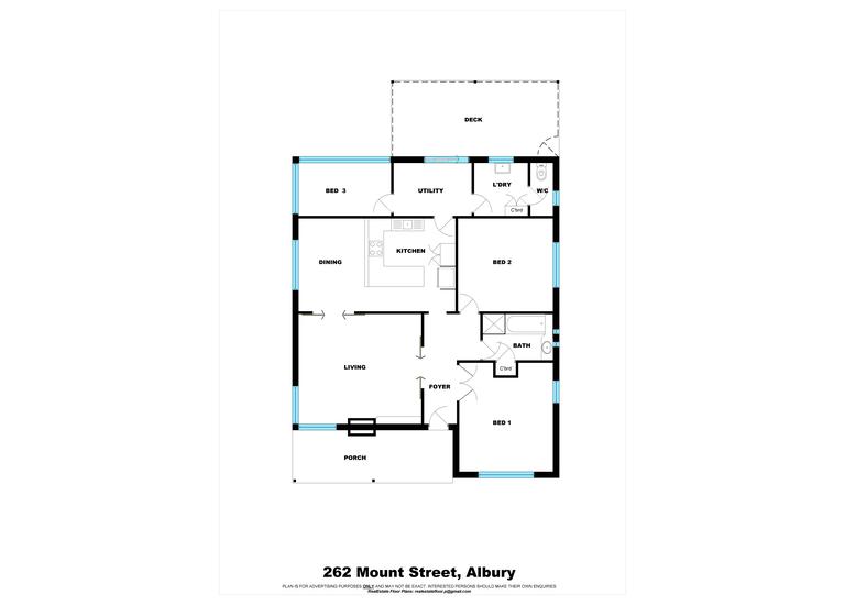 262 Mount Street, East Albury