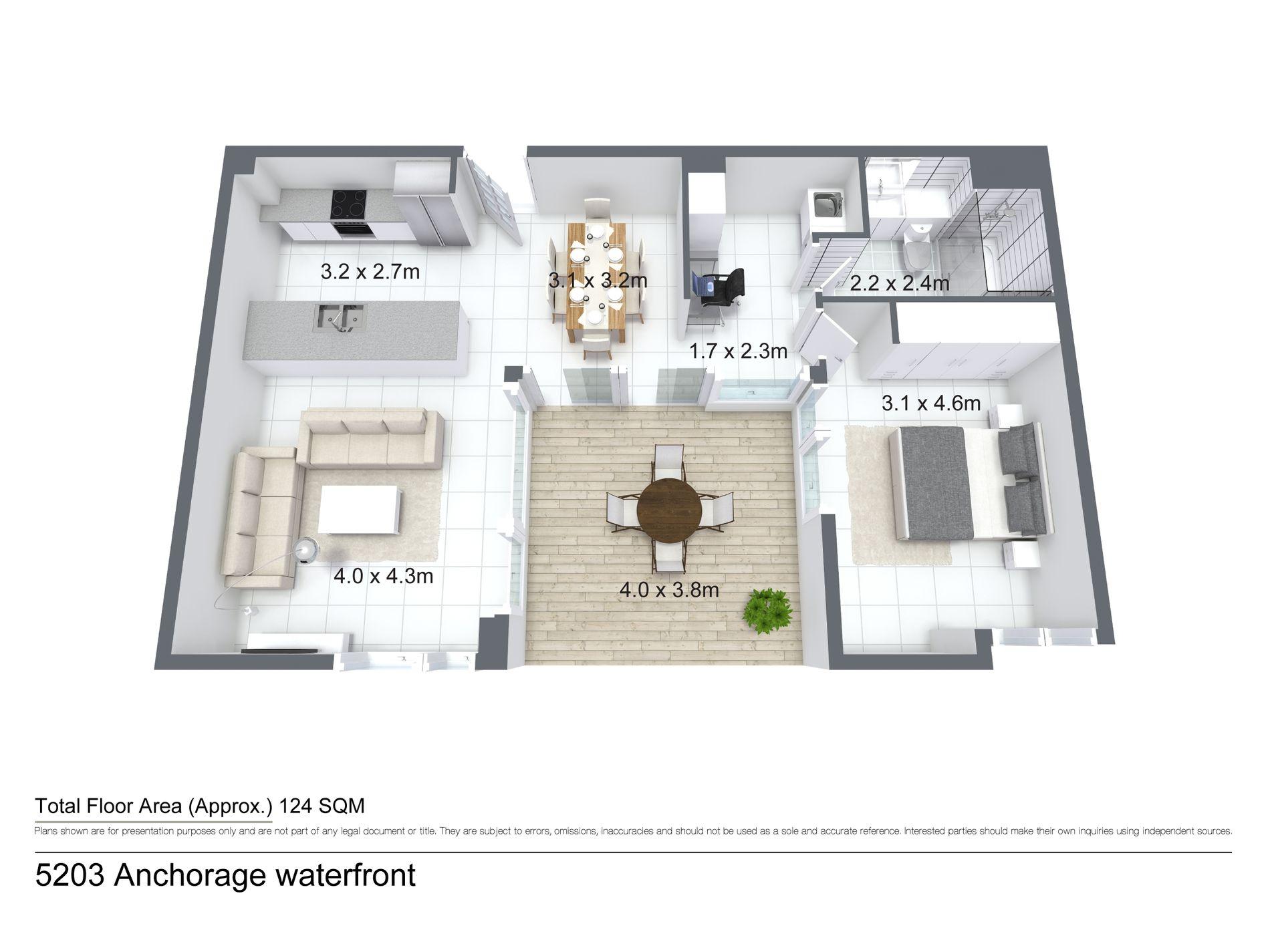 5203 / 5 Anchorage Court, Darwin City
