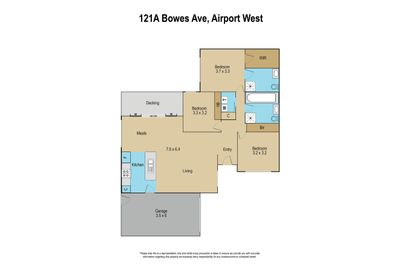121A Bowes Avenue, Airport West