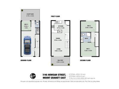 7 / 45 Howsan Street, Mount Gravatt East