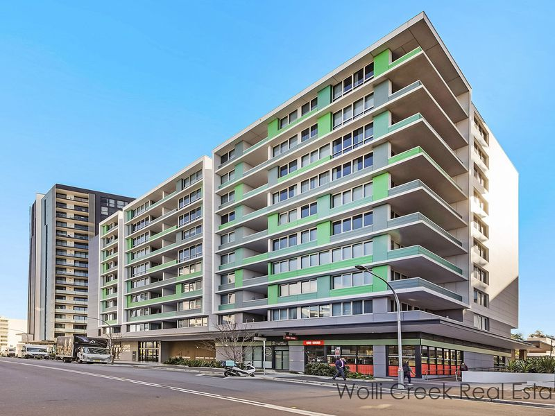 708 / 1 Magdalene Terrace, Wolli Creek