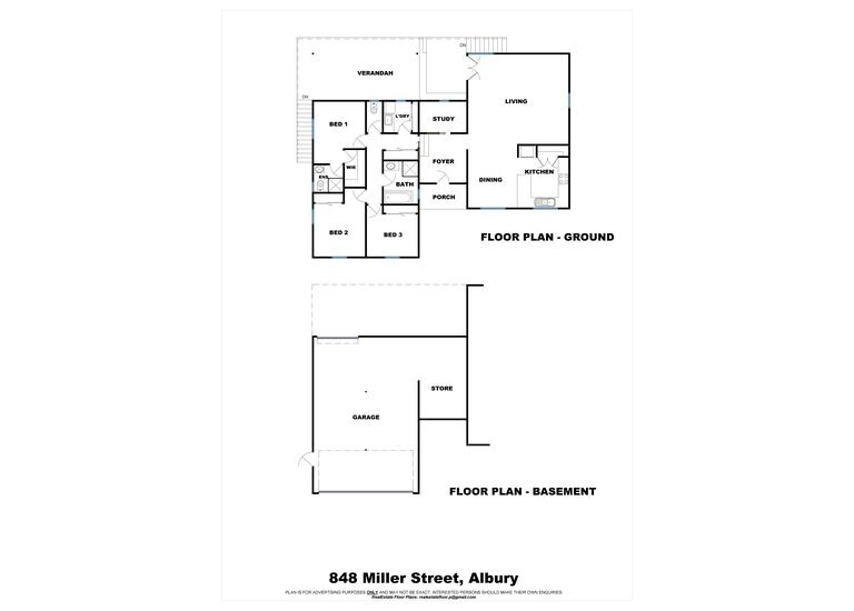 848 Miller Street, West Albury