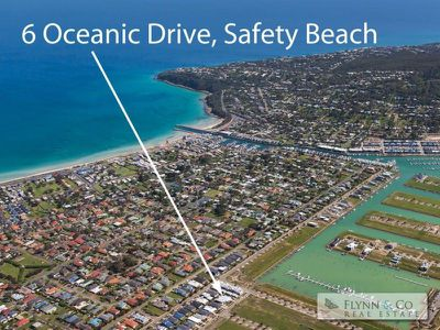 6 Oceanic Drive, Safety Beach