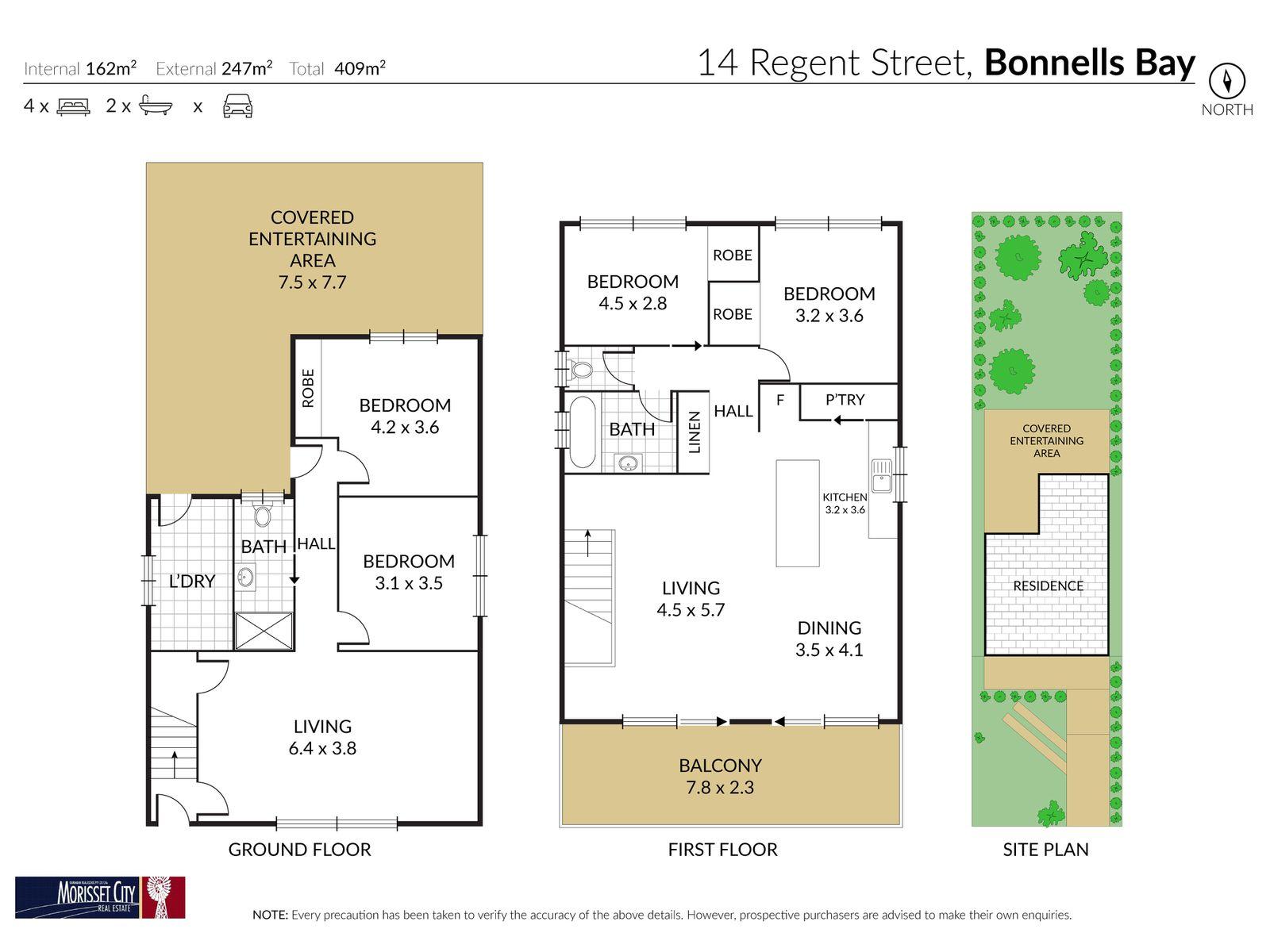 14 Regent Street, Bonnells Bay
