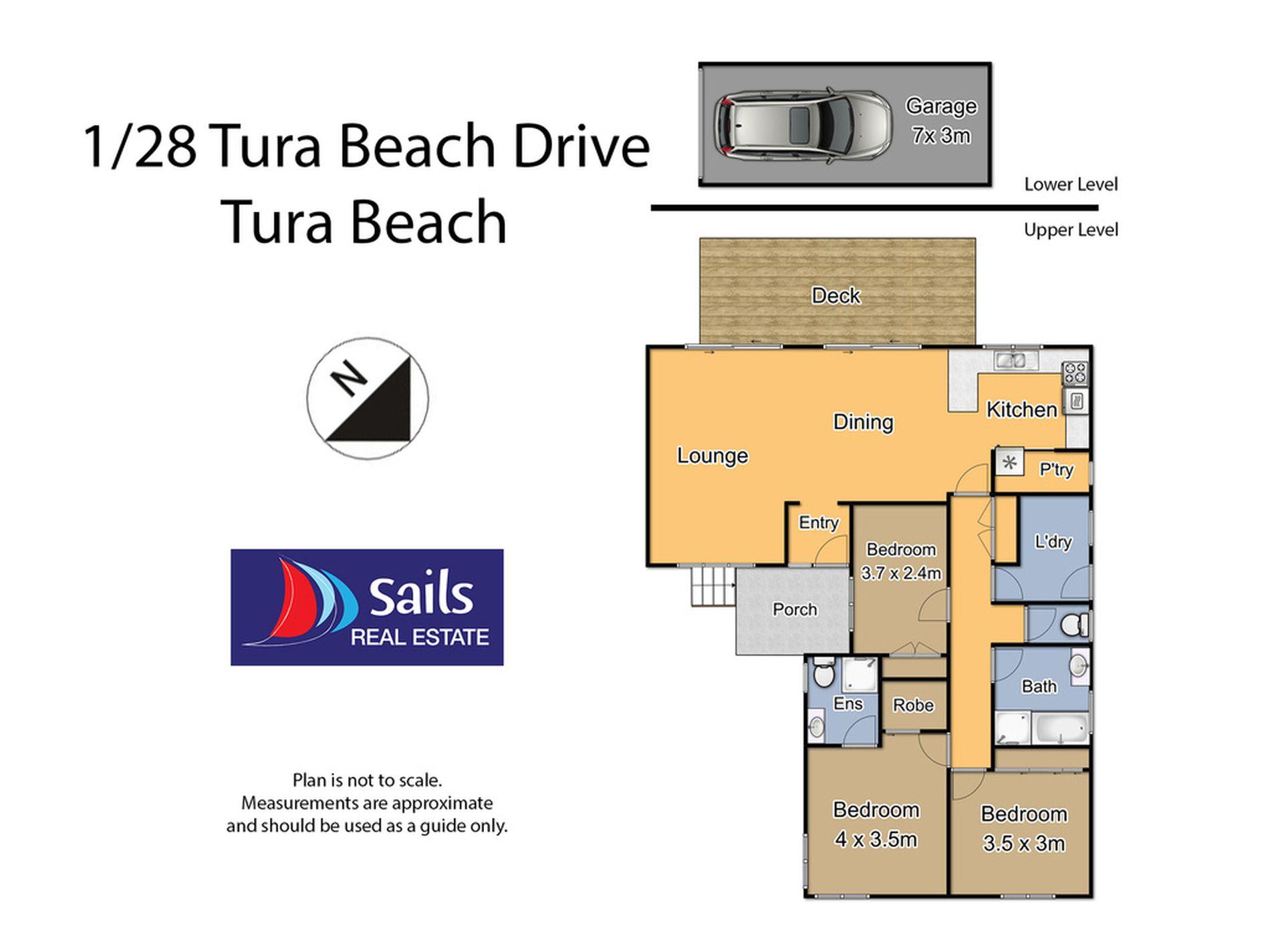 1 / 28 Tura Beach Drive, Tura Beach