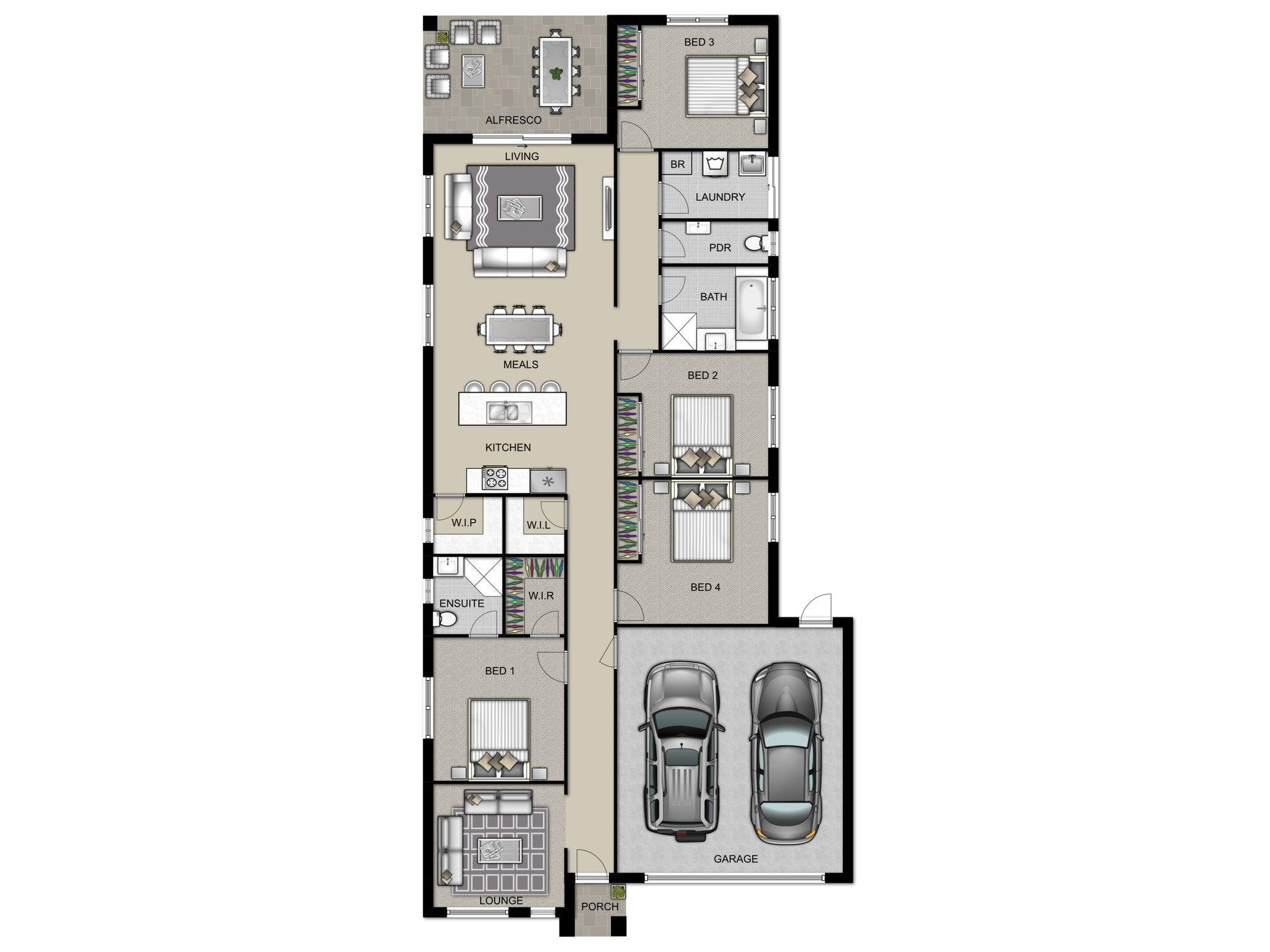 Lot 2110 Oakham Street, Donnybrook