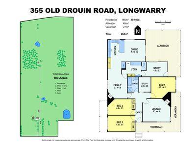 355 Old Drouin Road, Longwarry