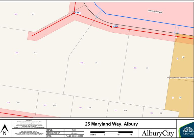 25 Maryland Way, Albury