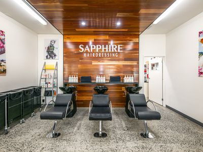 Sapphire Hairdressing
