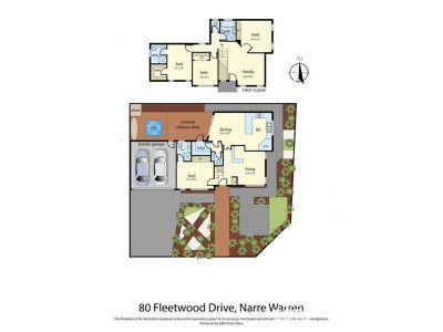 80 Fleetwood Drive, Narre Warren