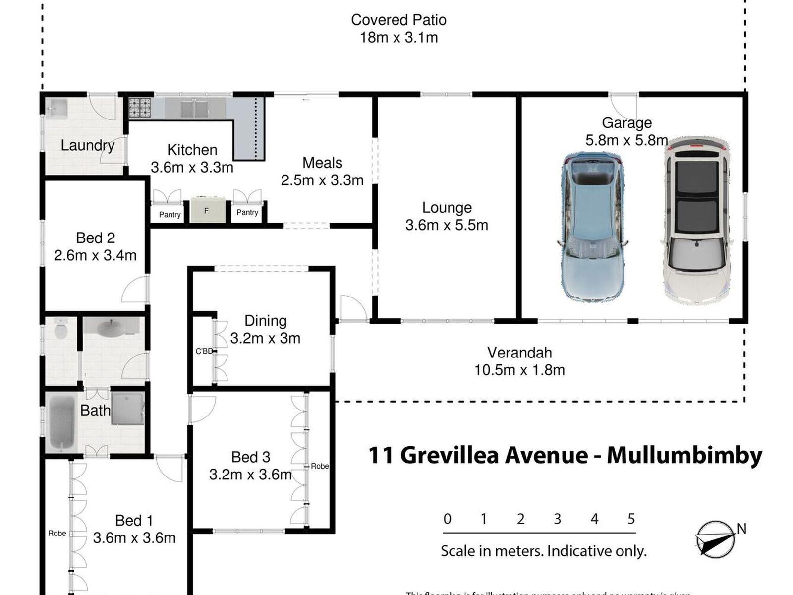 11 Grevillea Avenue, Mullumbimby