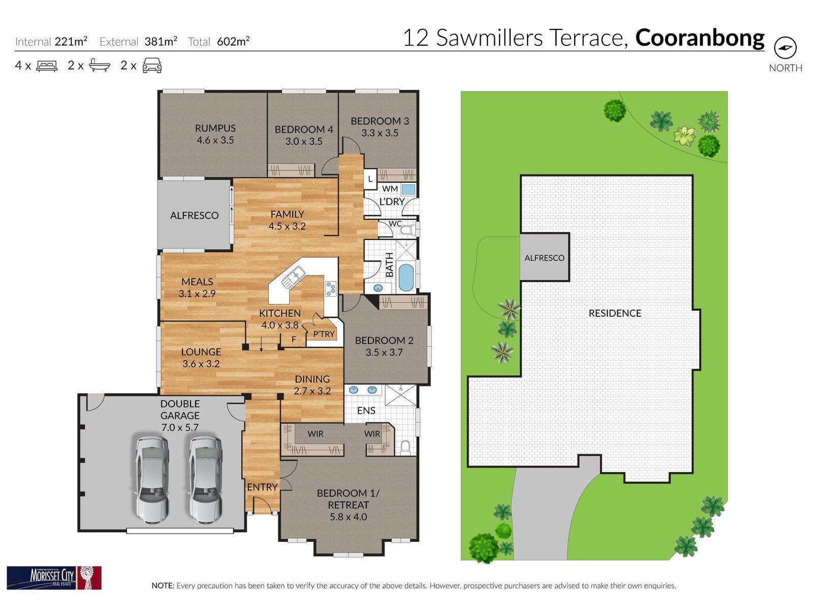 12 Sawmillers Terrace, Cooranbong