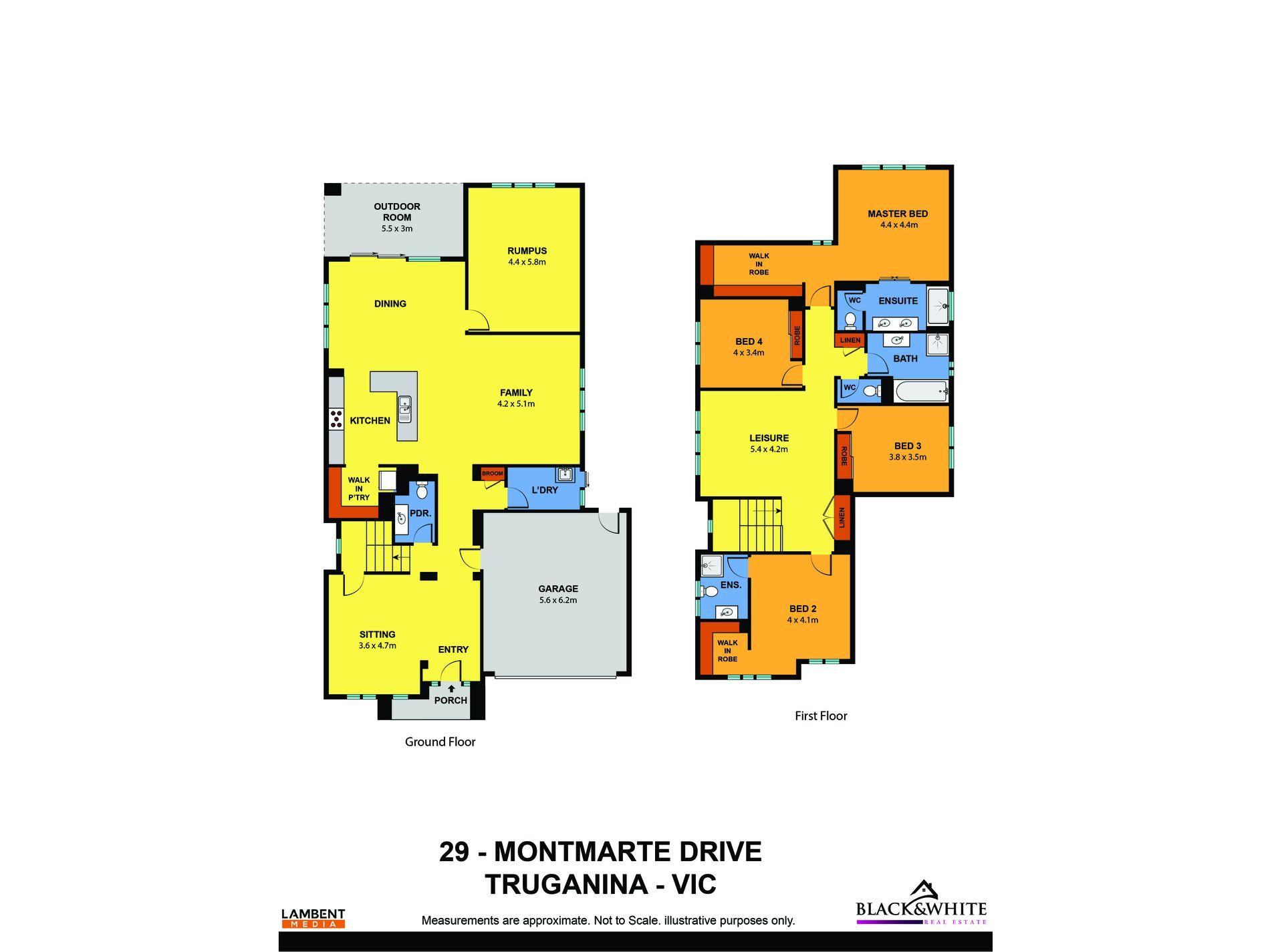 29 Montmarte Drive, Truganina