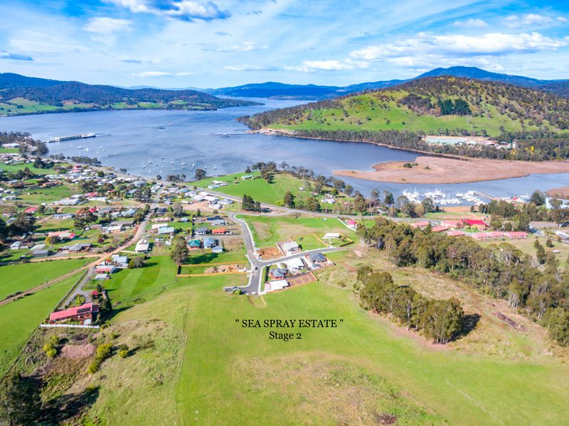 Sea Spray Estate Cnr of Port View Drive,  Raymond Road, Port Huon