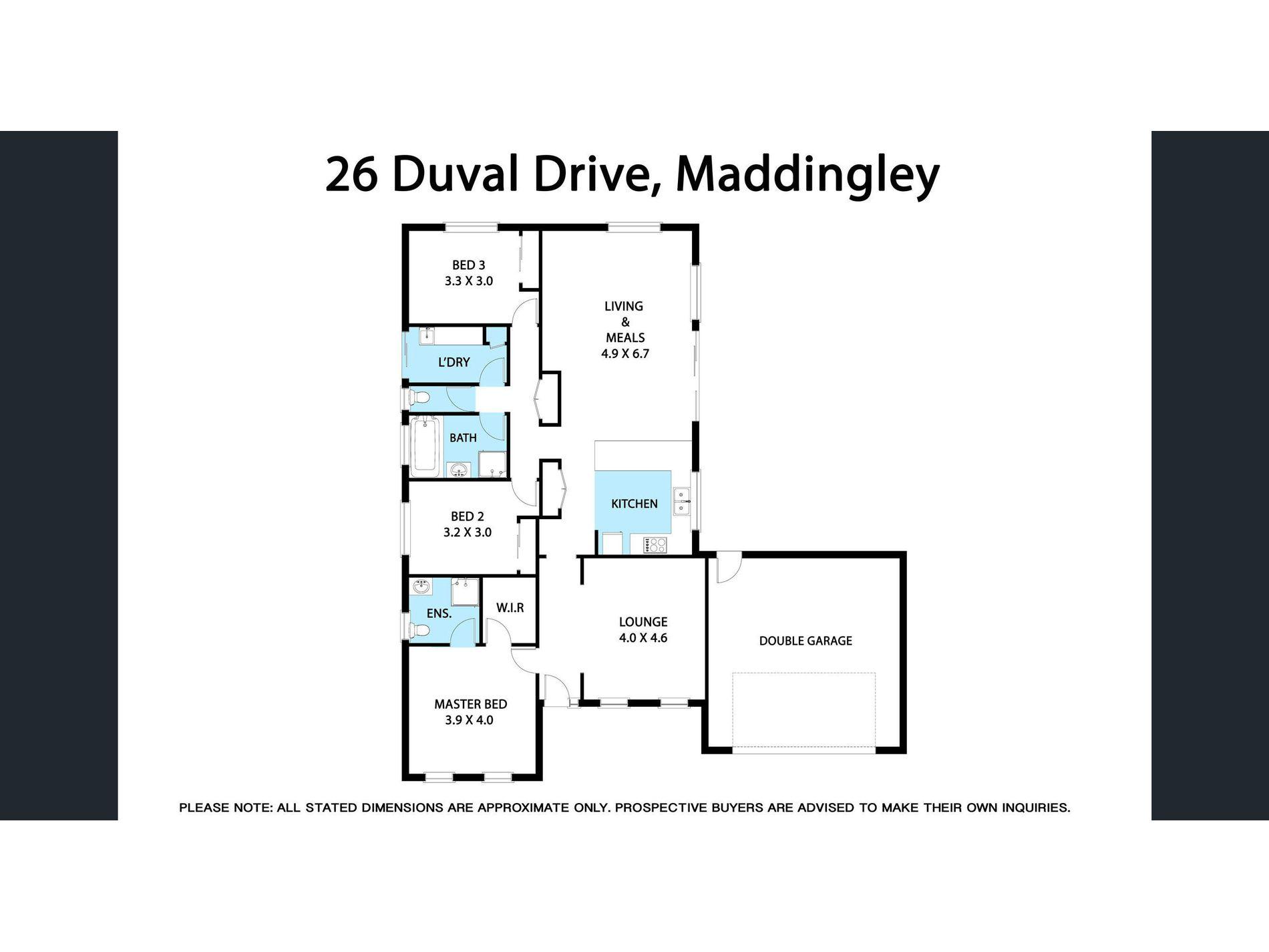 26 Duval Drive, Maddingley