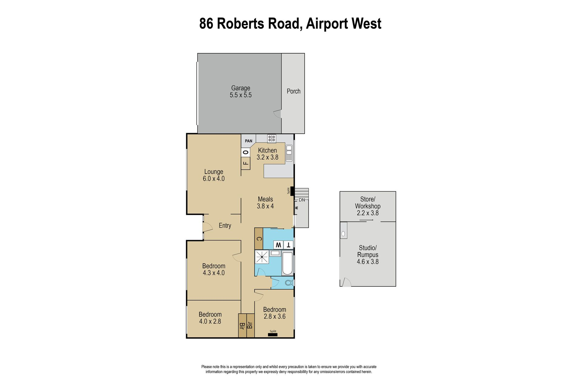 86 Roberts Road, Airport West