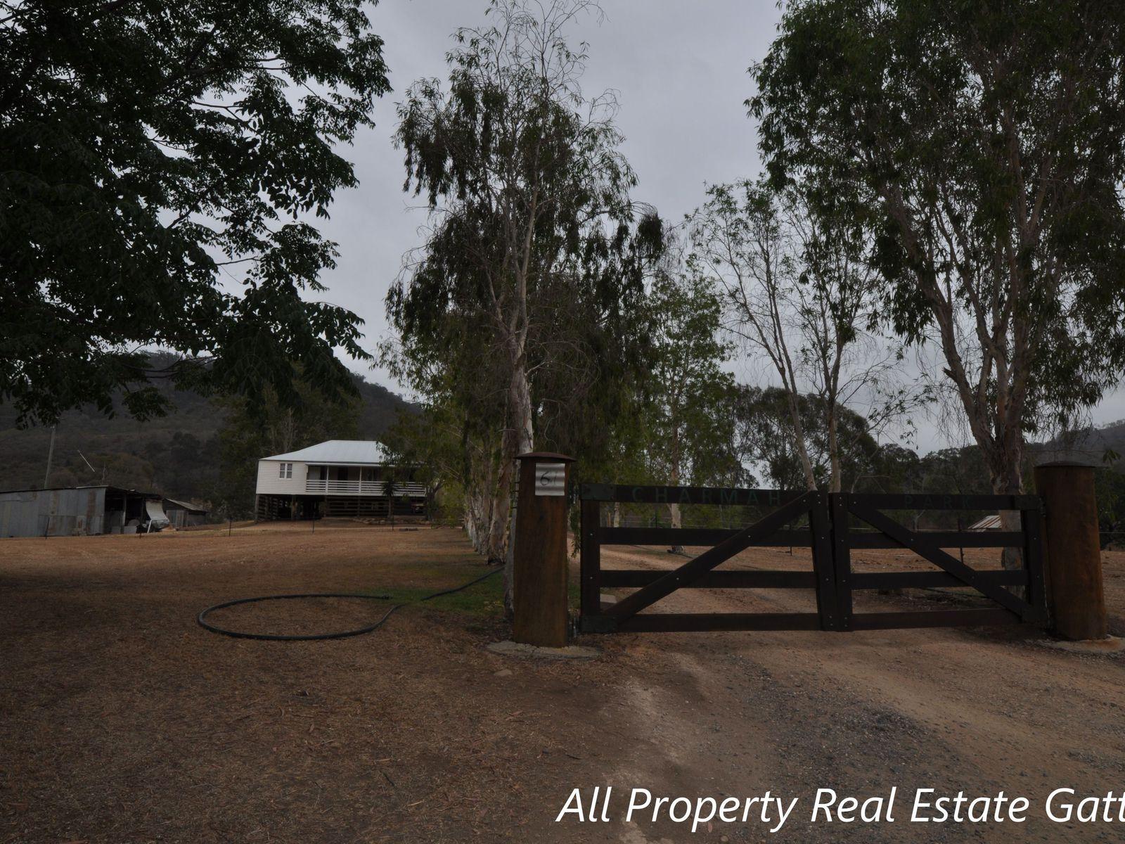 61 Spinnach Creek Road, Fordsdale