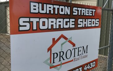 Burton Street , Finley