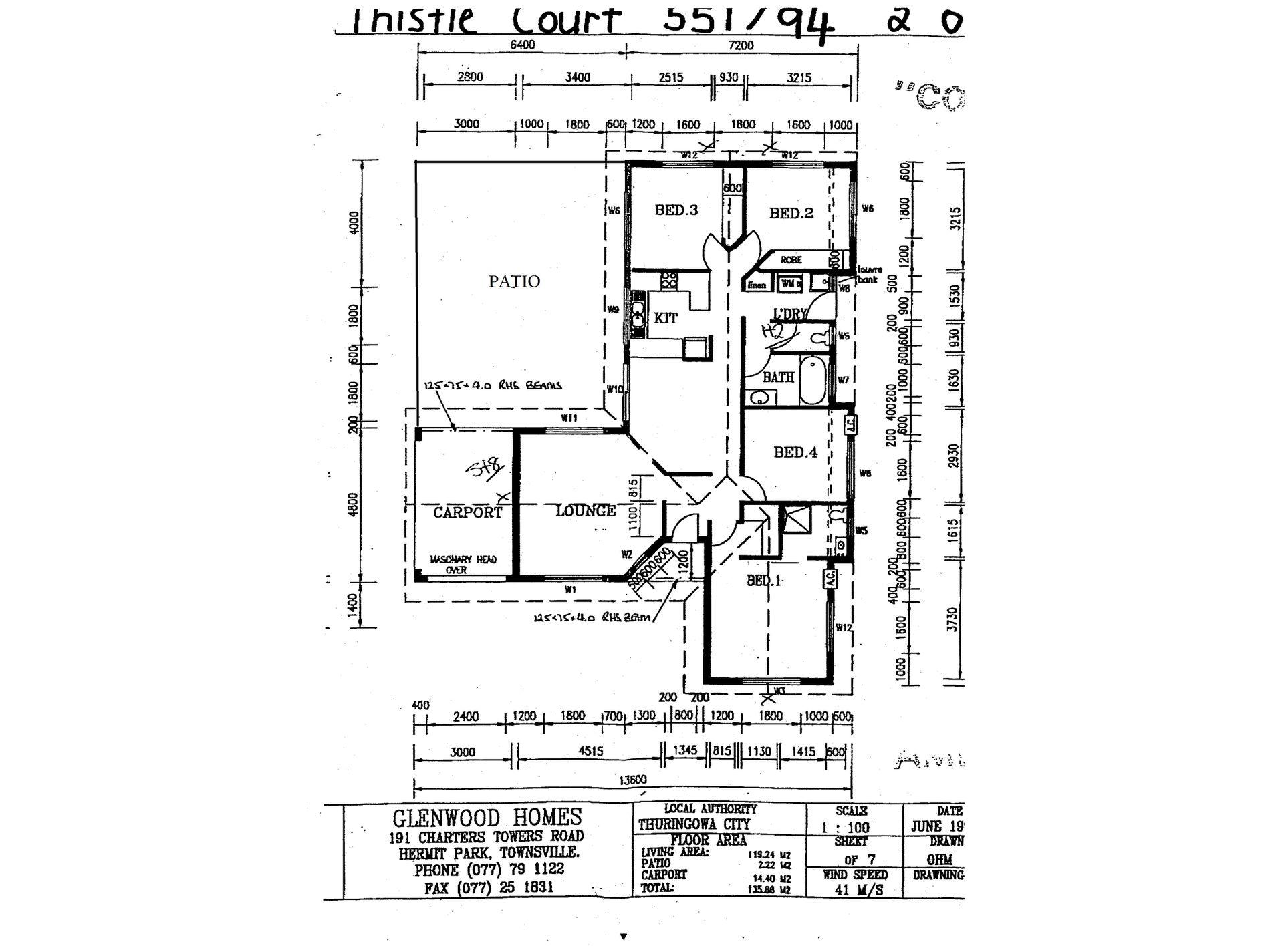 4 Thistle Court, Rasmussen