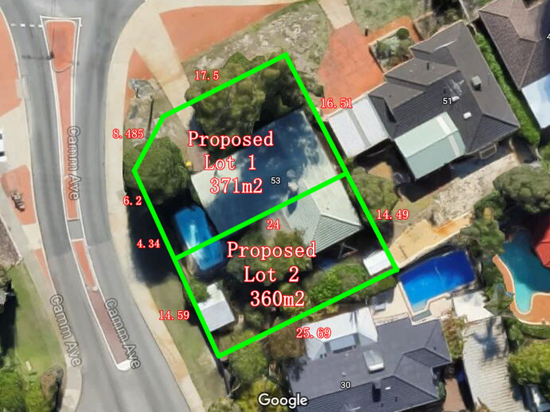 Prop Lot 1 / 53 Ewing Avenue, Bull Creek