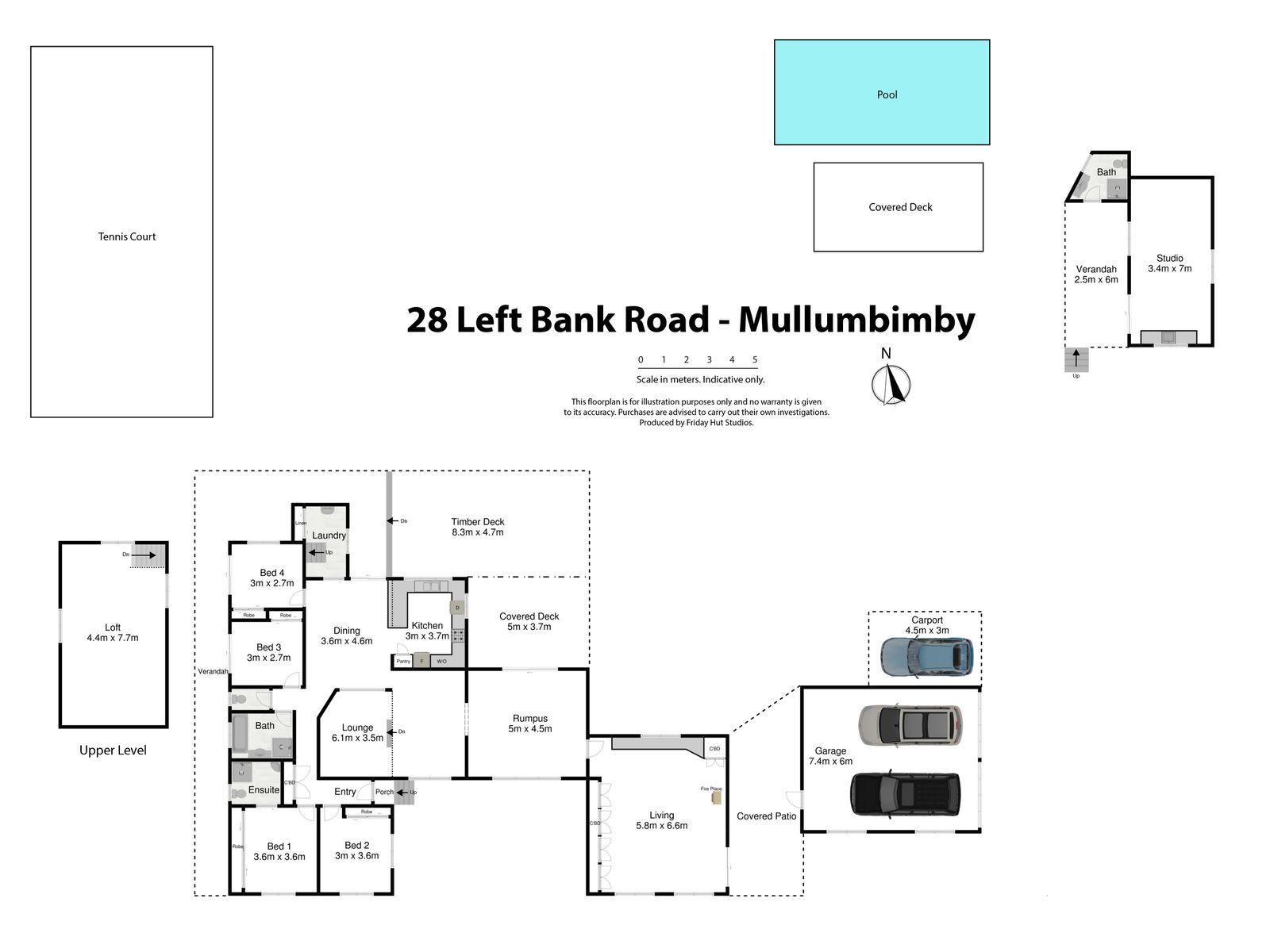 28 Left Bank Road, Mullumbimby