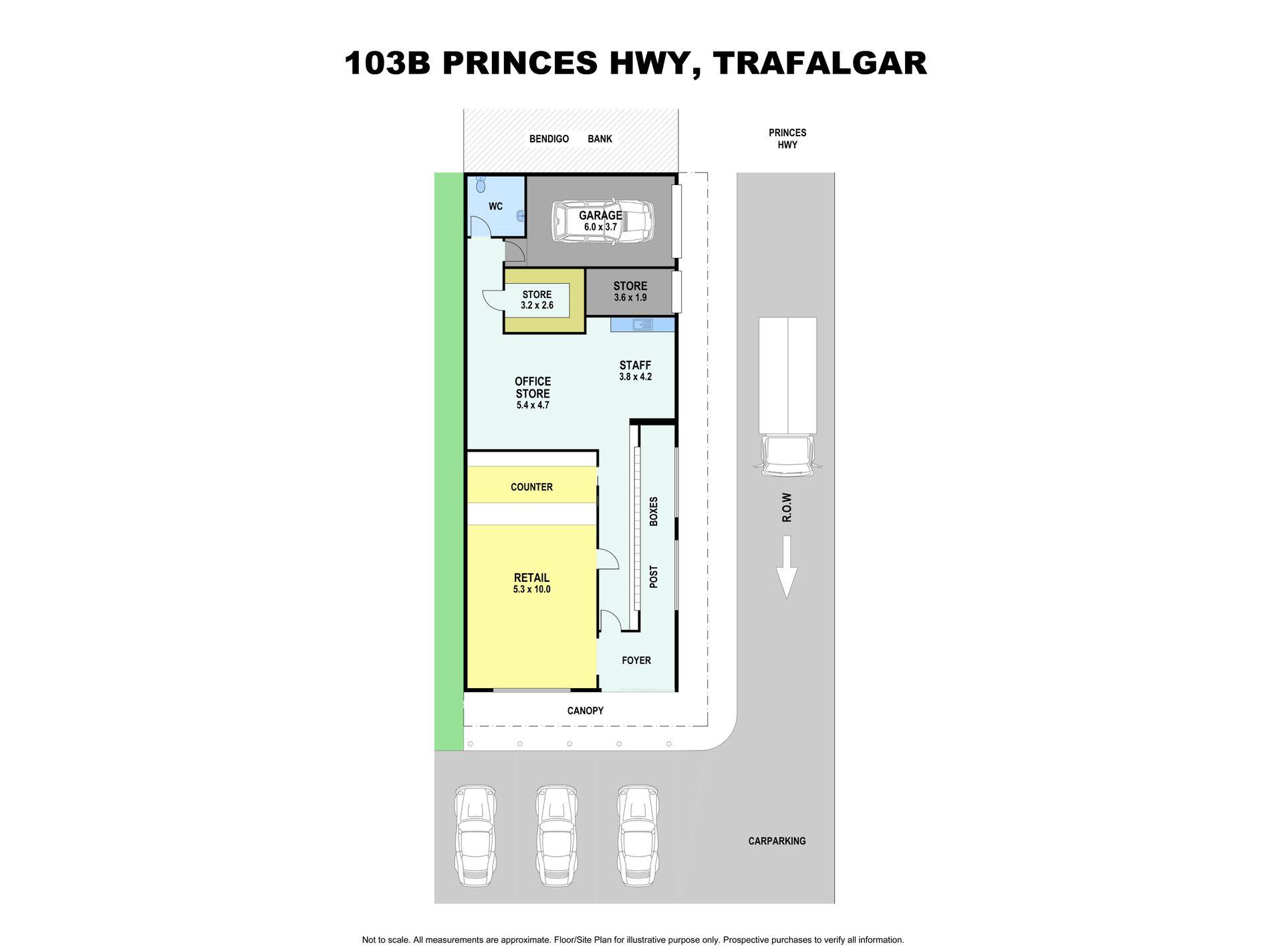 103B Princes Highway, Trafalgar