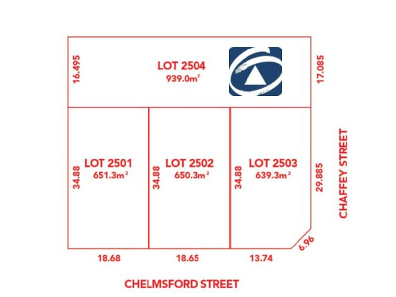 Lot 2504, Chaffey Street, Kootingal