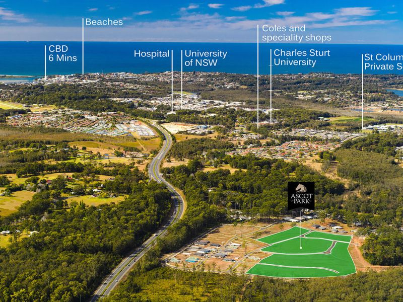 Lot 3017, Pharlap Circuit, Port Macquarie