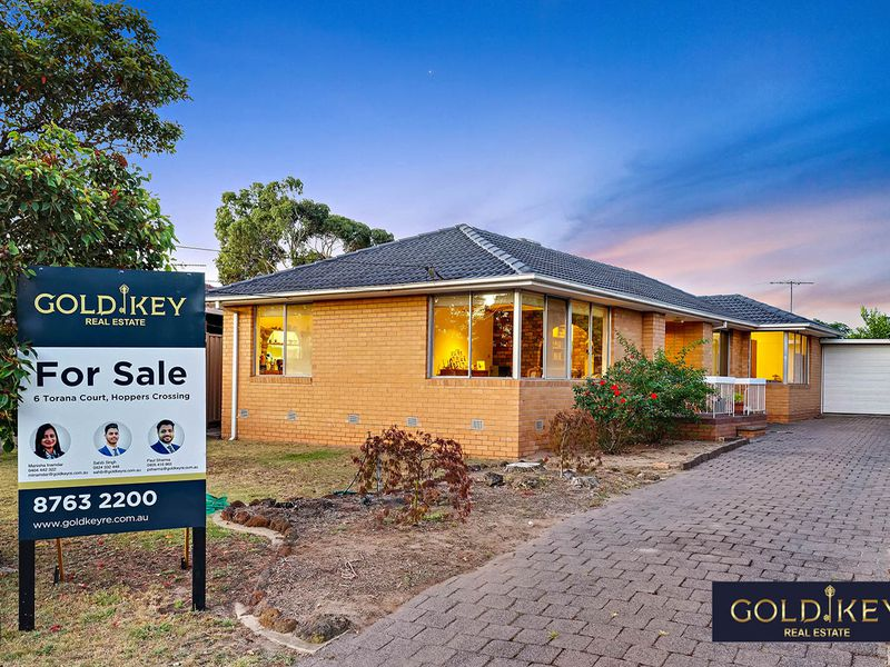 6 Torana Court, Hoppers Crossing
