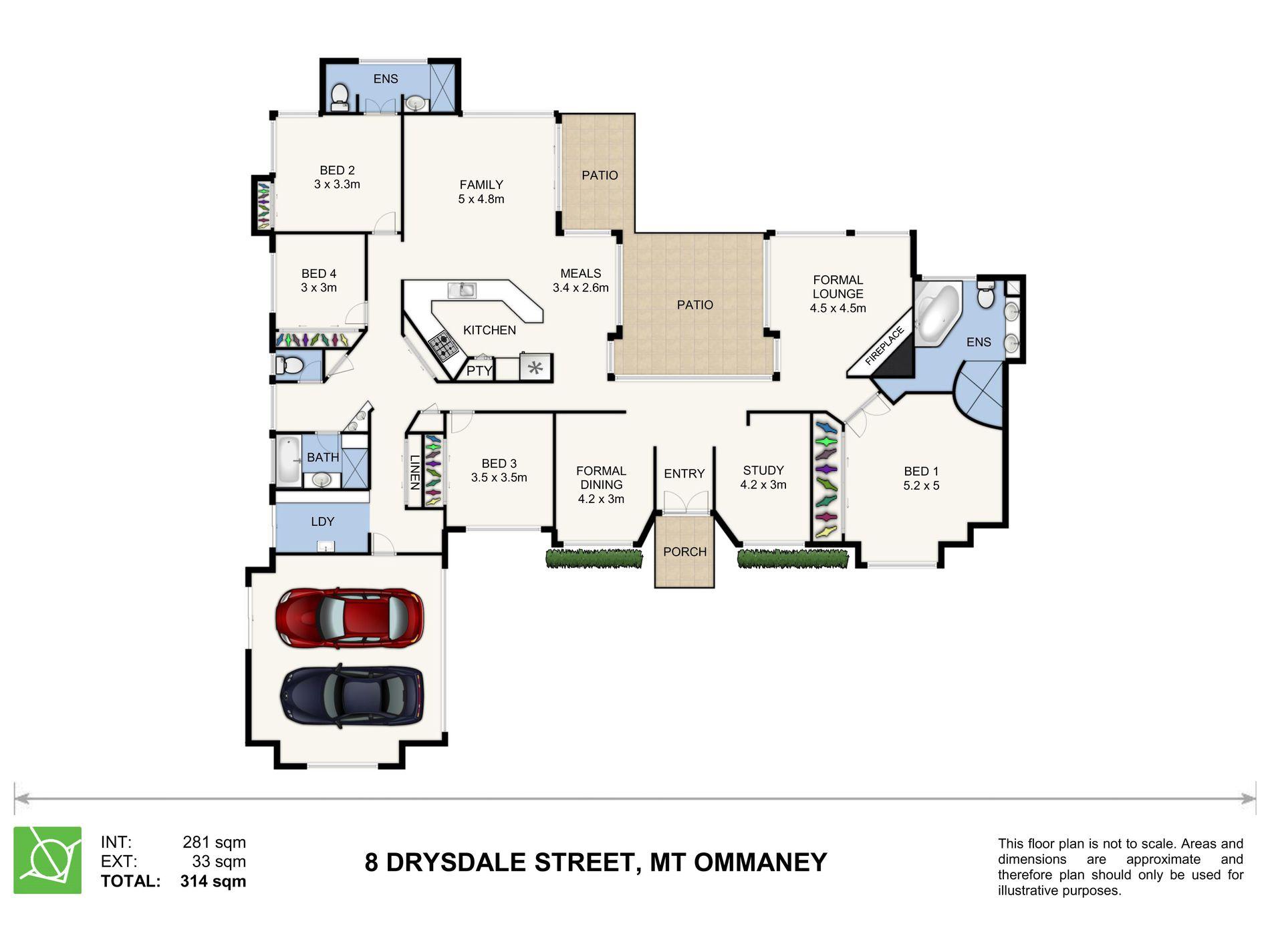 8 Drysdale Street, Mount Ommaney