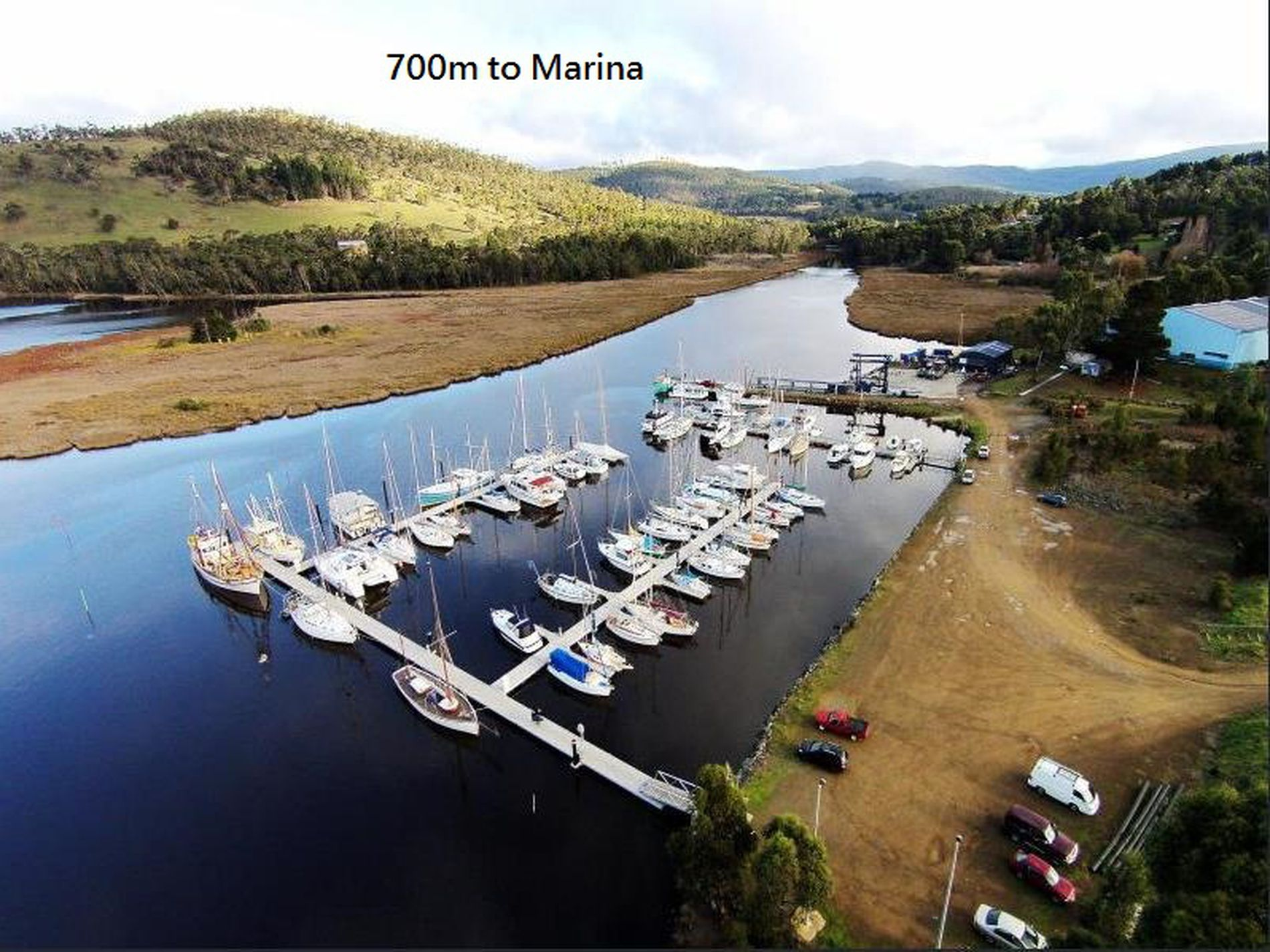 Lot 4 Evans Road, Port Huon