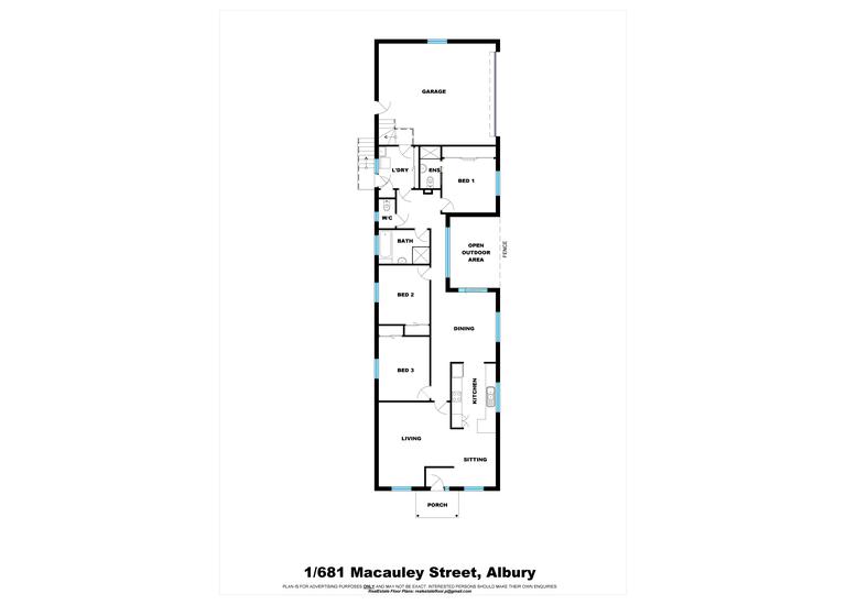 1 / 681 Macauley Street, Albury