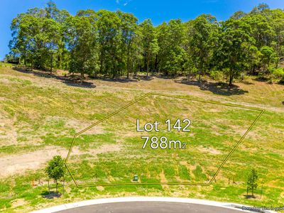 Lot 142, Lorikeet Lane, Mullumbimby