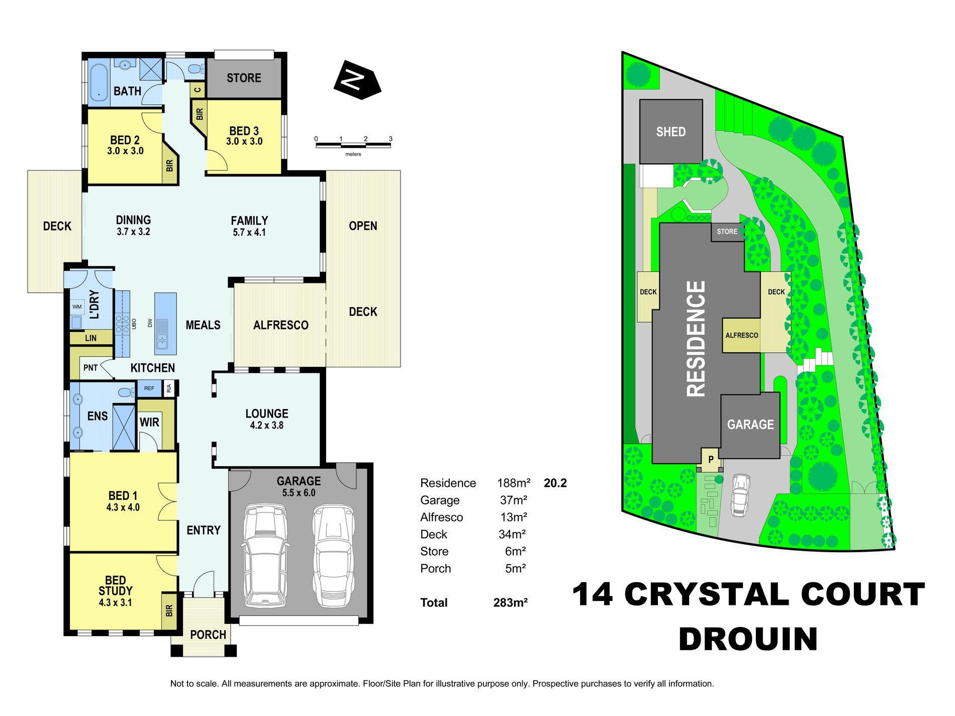 14 Crystal Court, Drouin