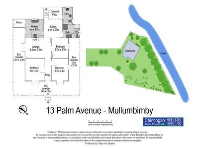 13 Palm Avenue, Mullumbimby