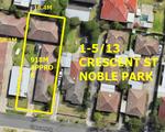 1-5 / 13 Crescent st , Noble Park