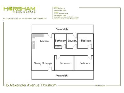 15 Alexander Avenue, Horsham