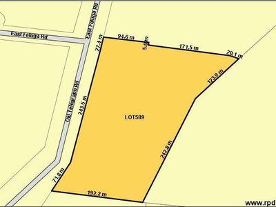 Lot 589, Lot 589 Old Telegraph Road, East Feluga