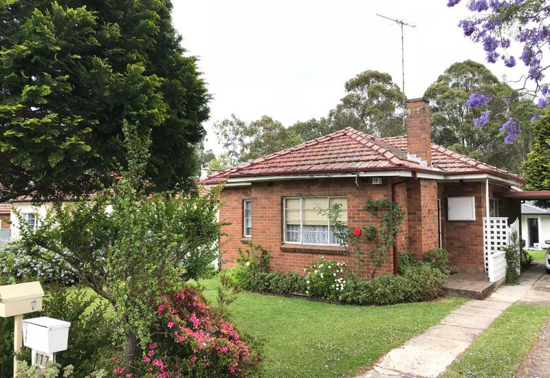 117 Darvall Road, West Ryde
