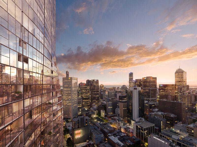 4410 / 135 A'beckett Street, Melbourne