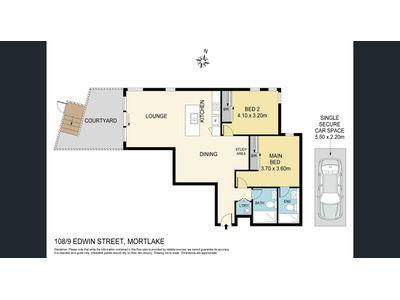 108 / 9 Edwin Street, Mortlake