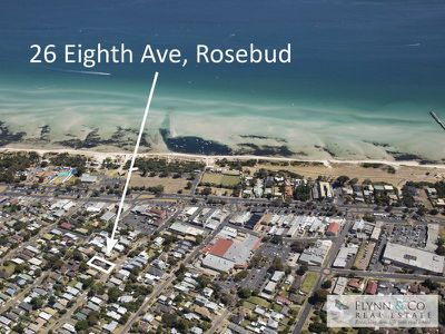 26 Eighth Avenue, Rosebud