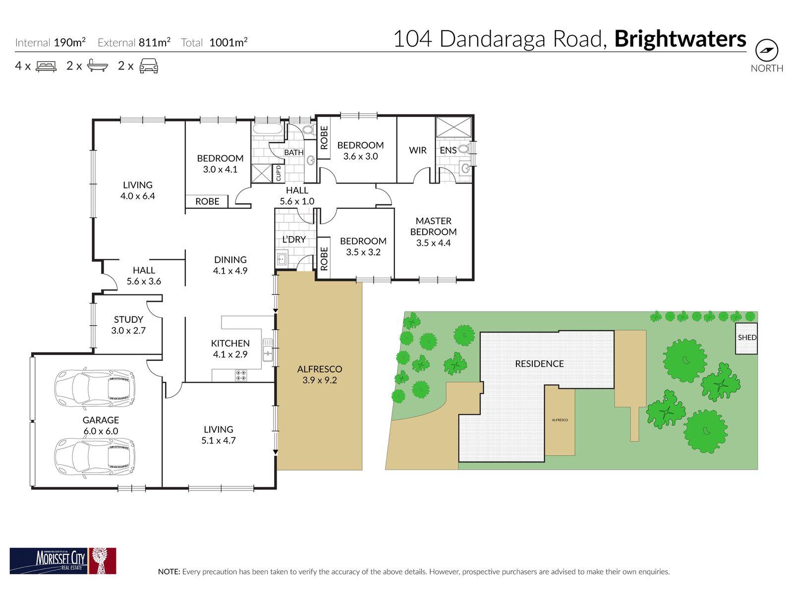 104 Dandaraga Road, Brightwaters