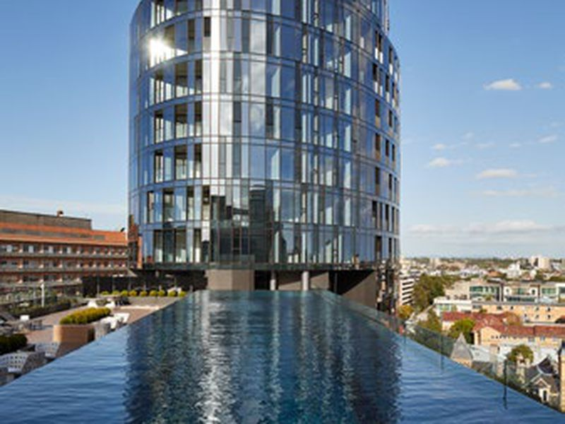Luxury apartments in the heart of Melbourne CBD.