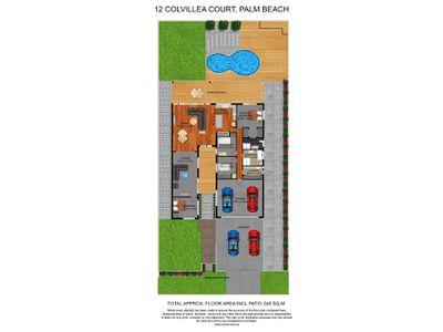 12 Colvillea Court, Palm Beach
