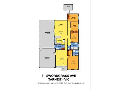 3 Swordgrass Avenue, Tarneit