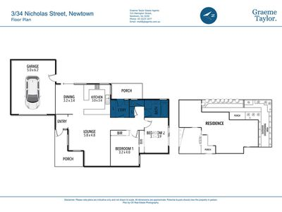3 / 34 Nicholas Street, Newtown