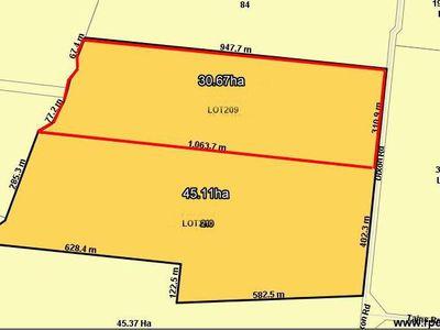 Lot 209 , Lot 209 Dixon Road, Friday Pocket