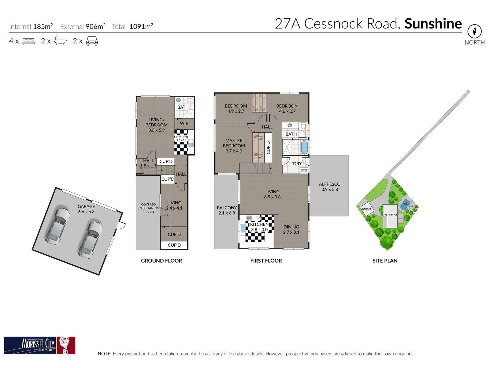 27A Cessnock Rd, Sunshine